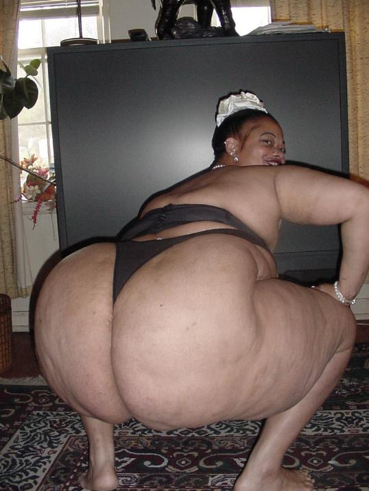 Big fat mama ass