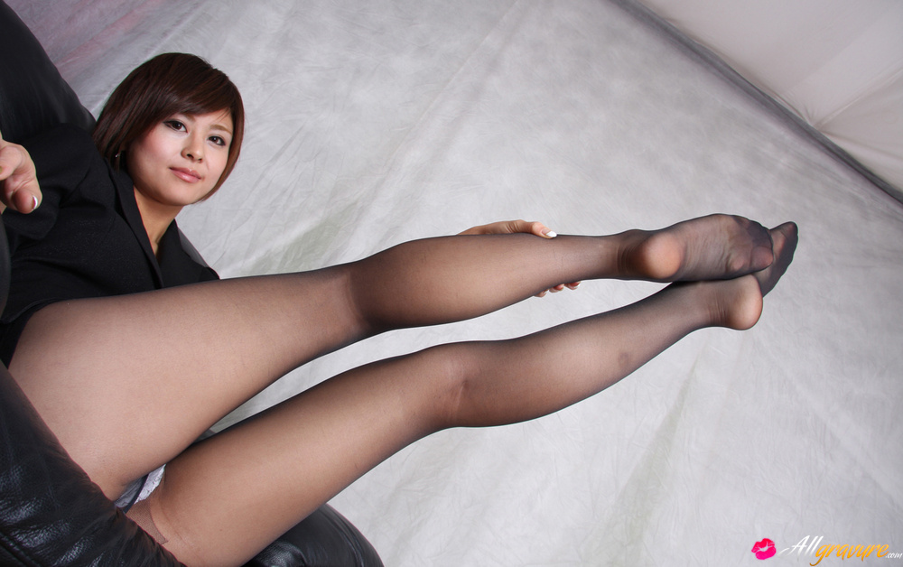 legs girl Sexy asian stockings