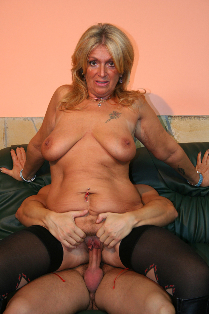 Hot gilf nude magnificent