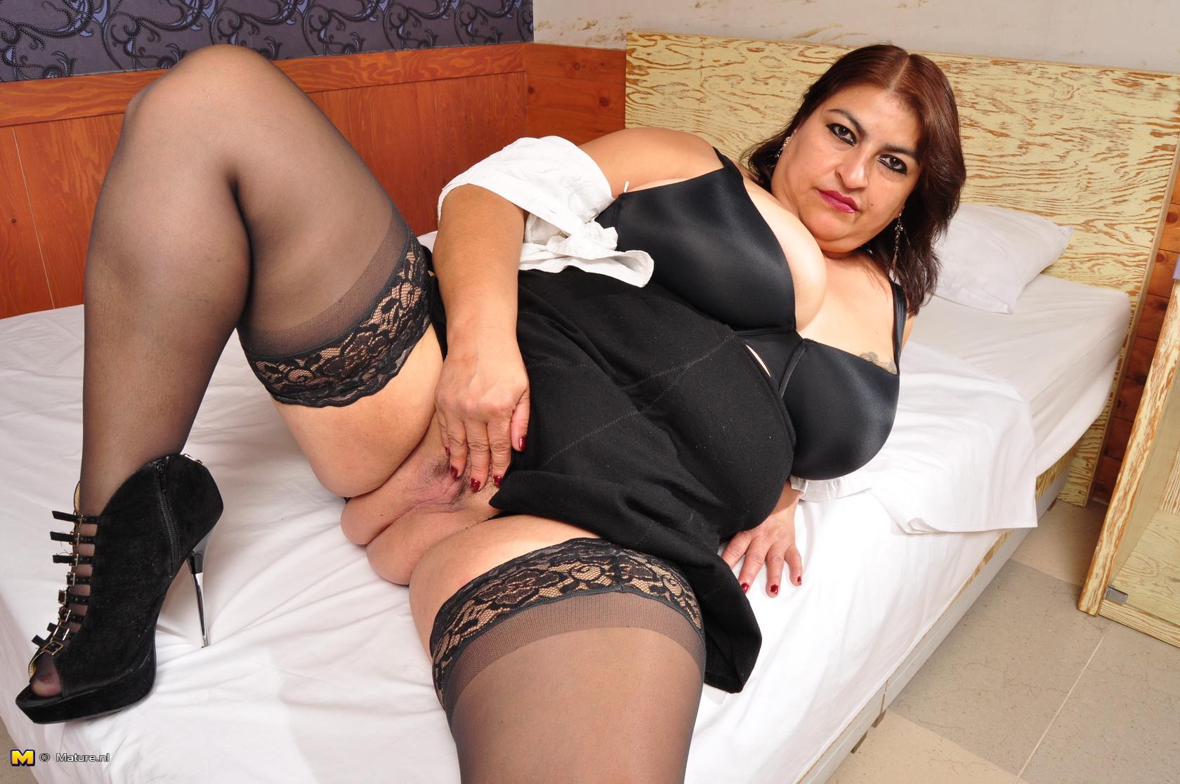latina Bbw porn mature