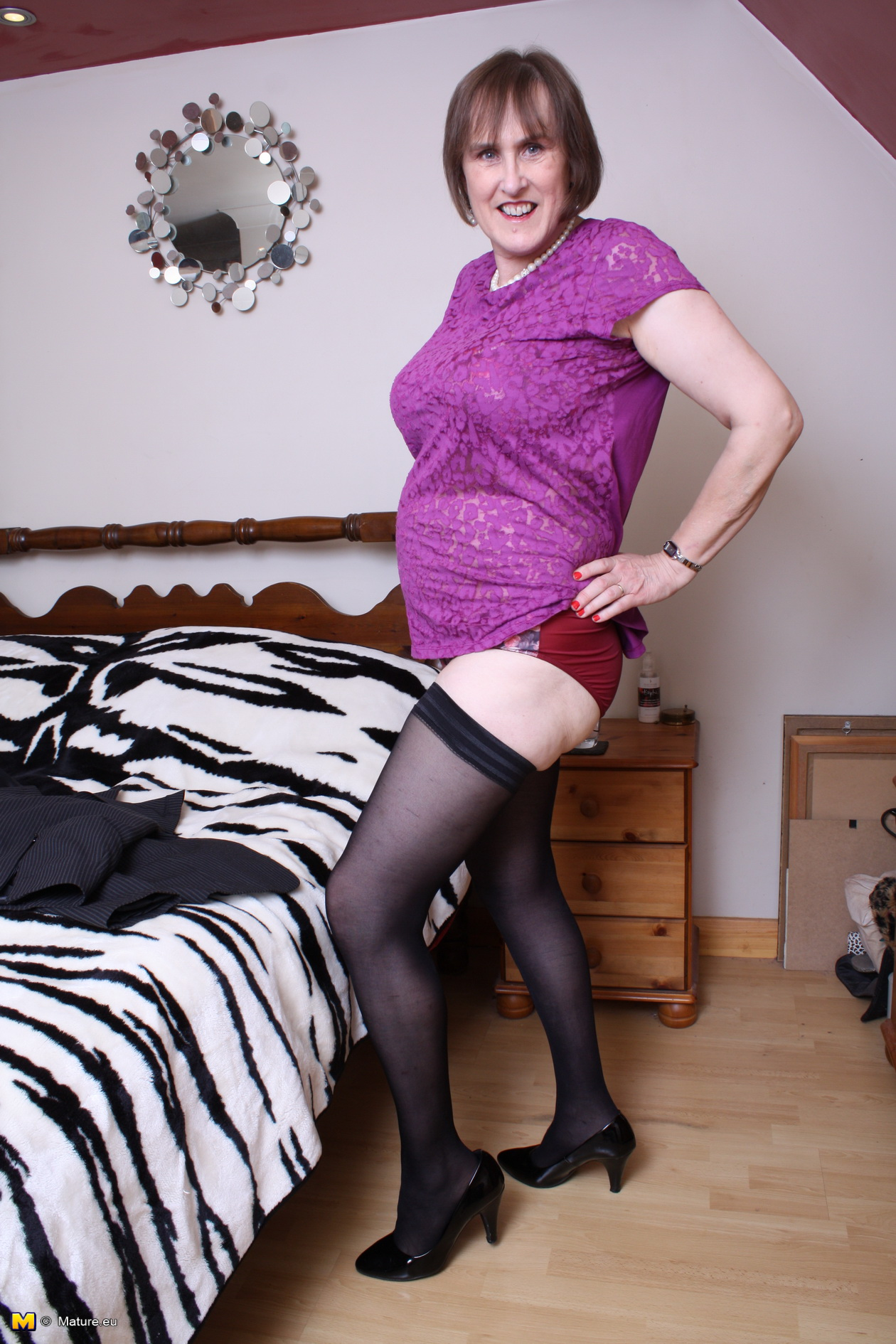Mature picture skin woman