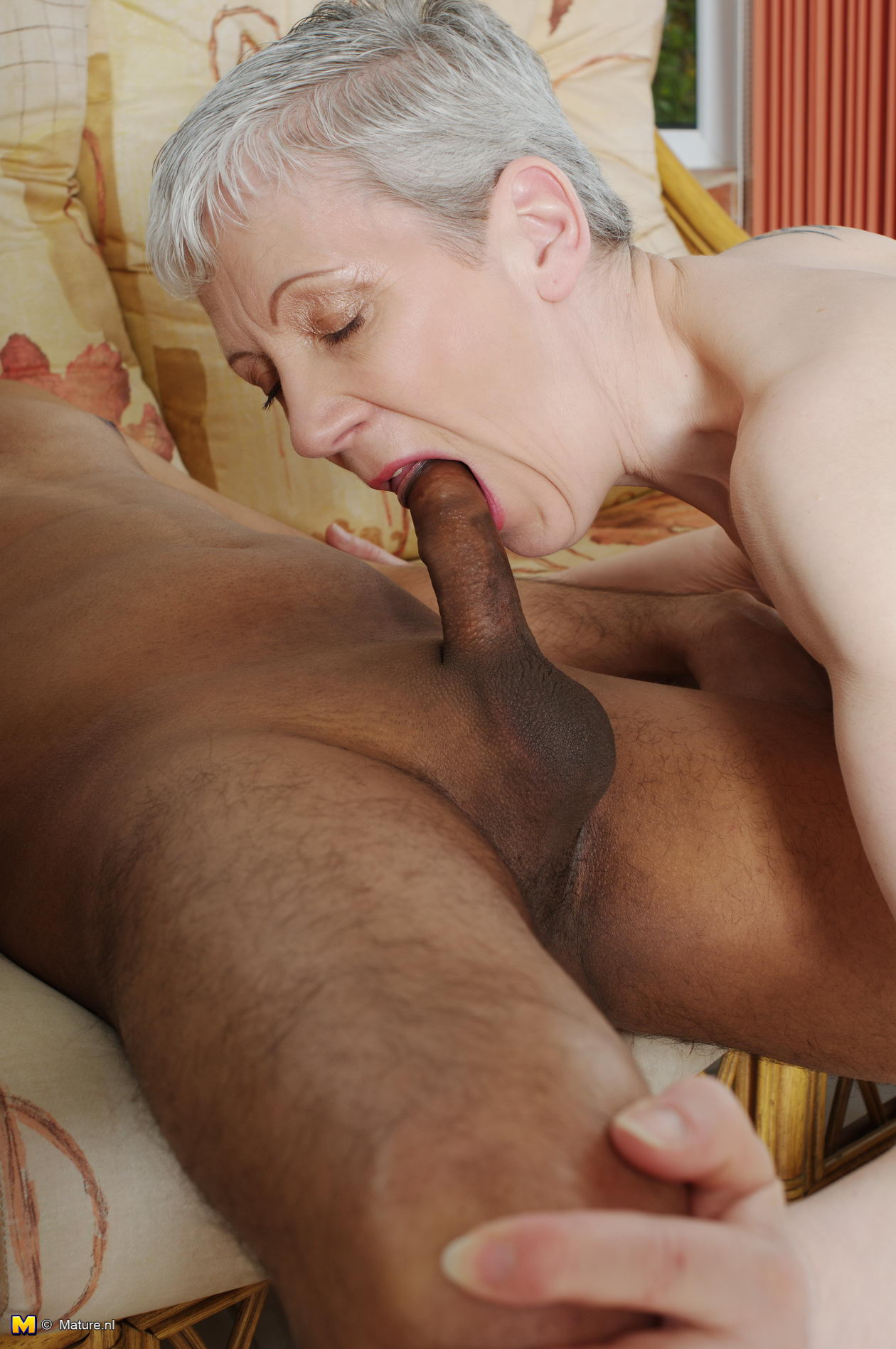granny riding young dick with big pleasure