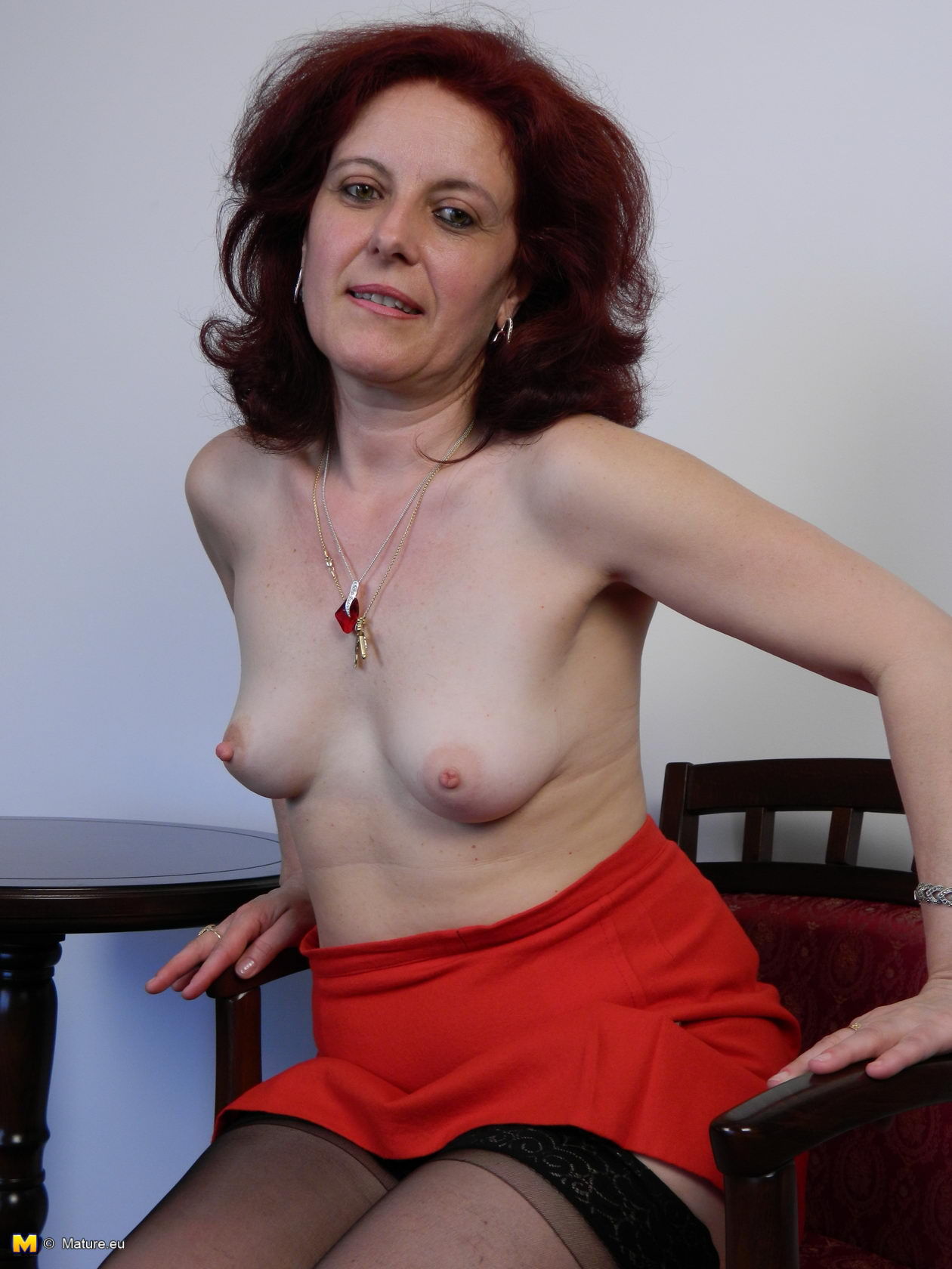 slut Horny amateur mature