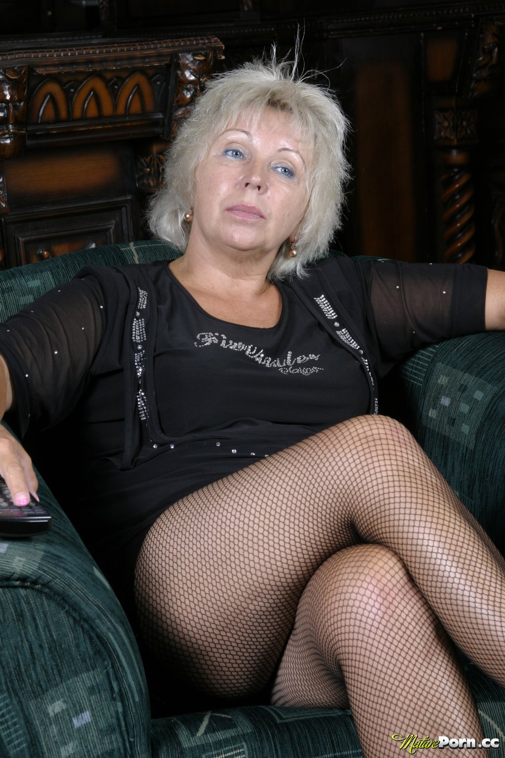 Granny sex mature pantyhose