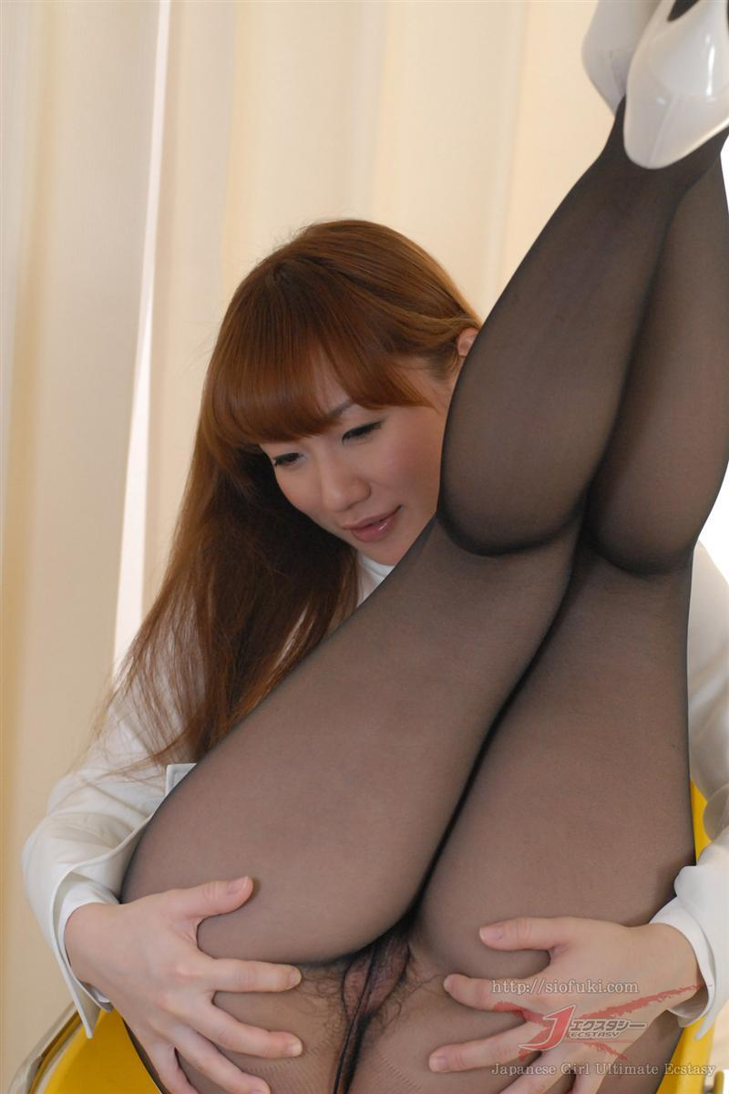 Pantyhose asian japanese