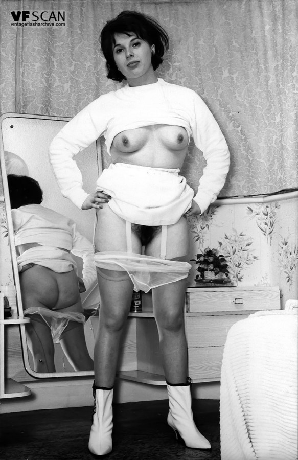 Vintage stockings archive