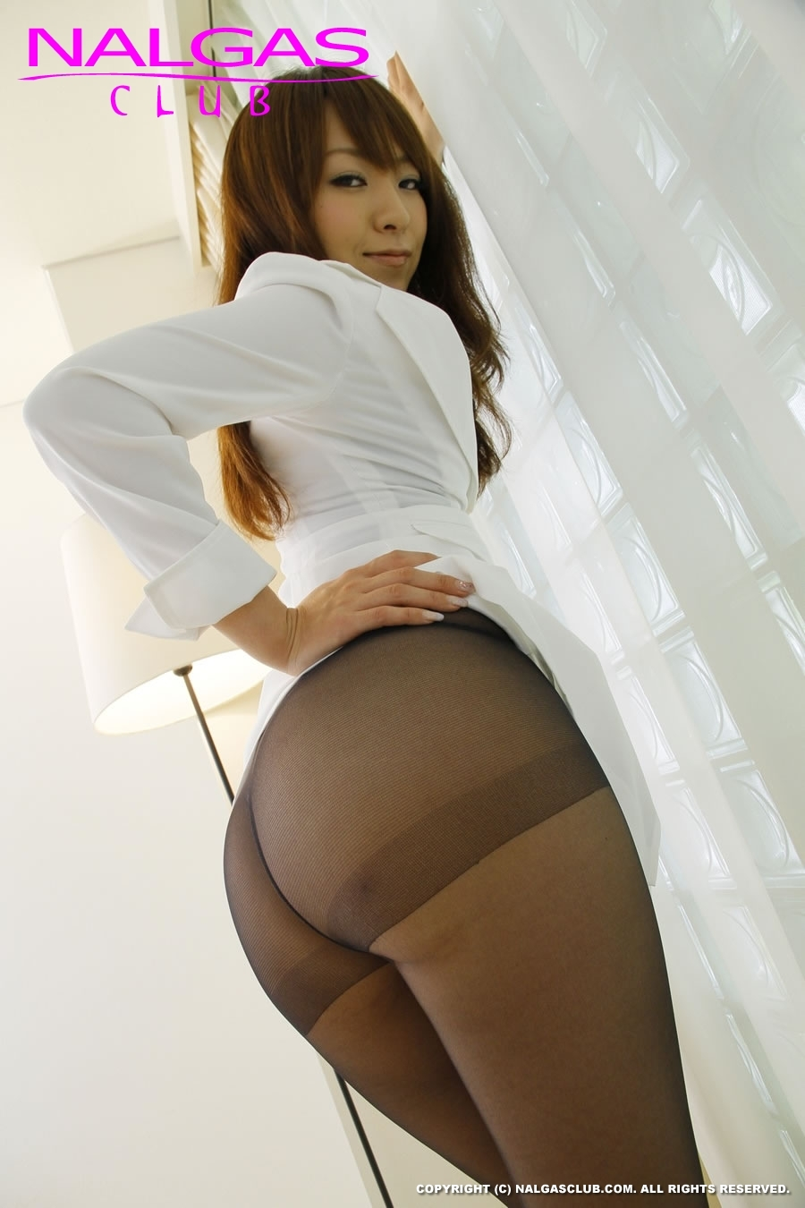 Interesting. Japanese ass in pantyhose suggest you